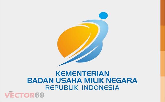 Logo Kementerian BUMN (Badan Usaha Milik Negara) Indonesia - Download Vector File AI (Adobe Illustrator)