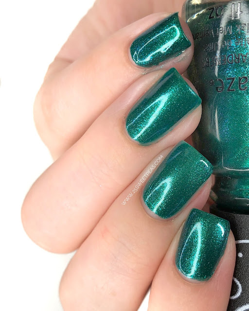 China Glaze BROUGHT TO YOU BY… 25 Sweetpeas