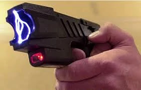 Gujarat-Police-become-first-in-India-to-introduce-Taser-Guns