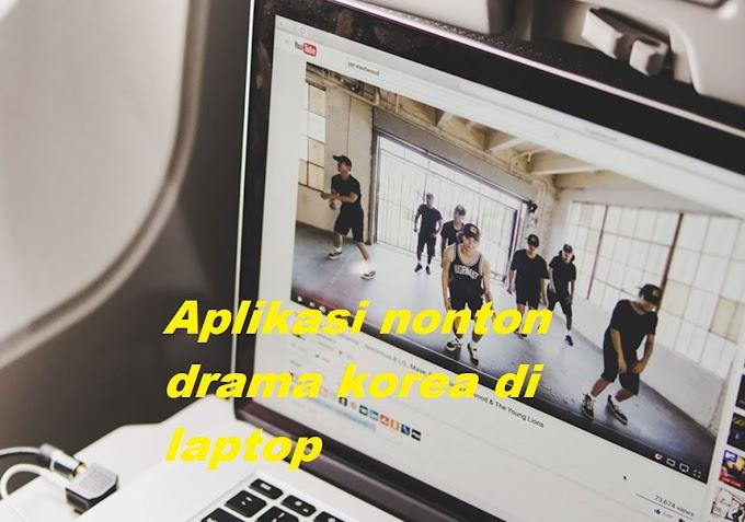Aplikasi Nonton Drama Korea Gratis Terbaik Subtitle Indonesia