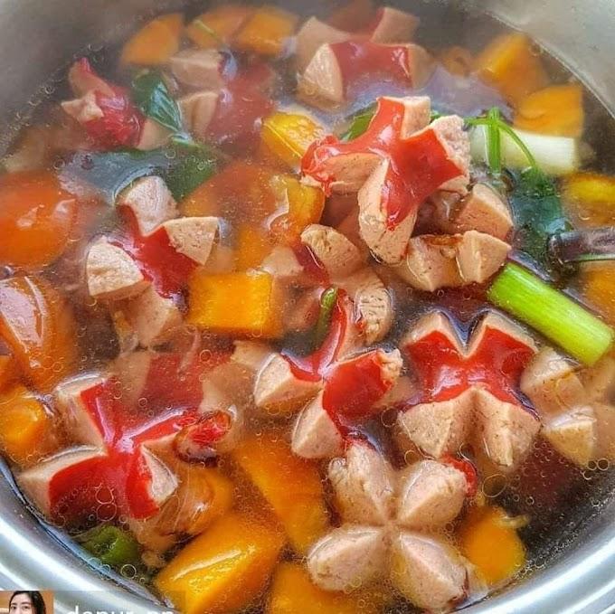 Resep Sup Sosis