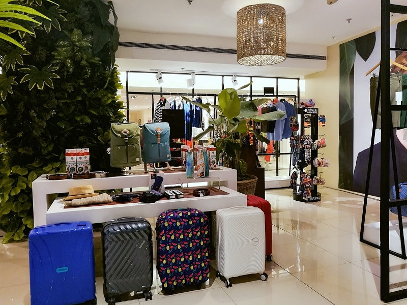 Rustan's Makati Cabana Summer Pop-In Store