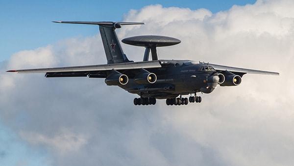 Радиолокационный самолёт