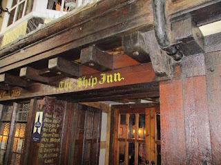 Ship Inn, Exeter