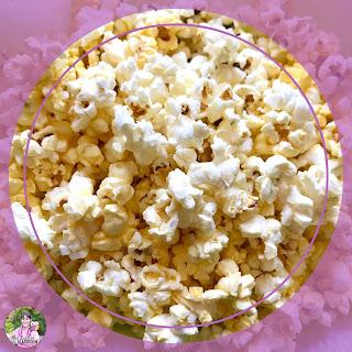 Photo of popcorn.