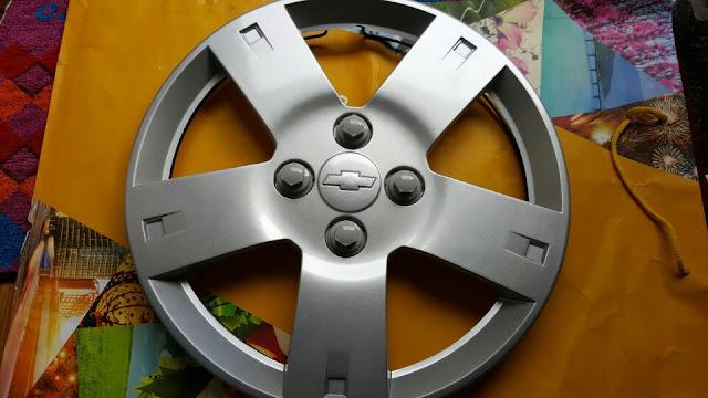 Ốp la giăng xe Aveo chính hãng GM