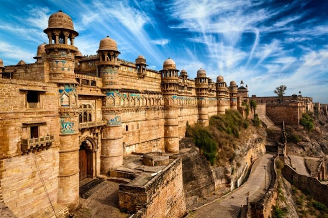 Gwalior fort Gwalior