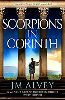 Scorpions in Corinth by JM Alvey