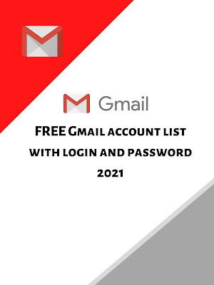 Free Gmail Account list  Gmail Combolist 2022