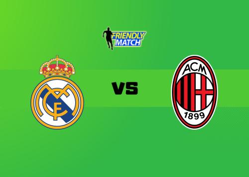 Real Madrid vs Milan  Resumen y Partido Completo