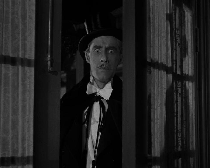 El principal reclamo de la producción es sin duda el nombre de Boris  Karloff. En 1944 era ya lo suficientemente popular como para preceder como  cabeza de ... 8d90857faa2