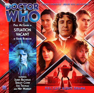 Big Finish Doctor Who Situation Vacant