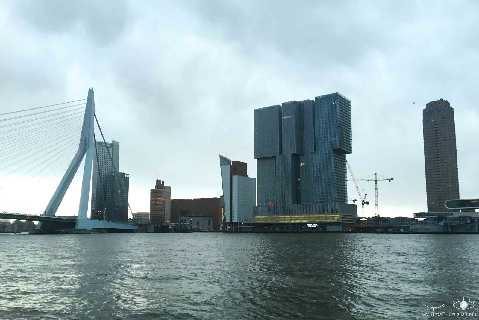 My Travel Background : pourquoi je suis tombée amoureuse de Rotterdam - La Nouvelle Meuse