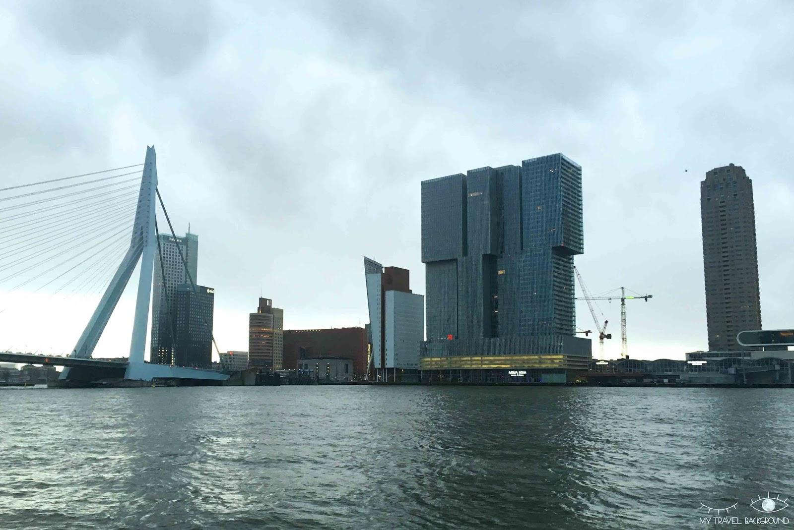 My Travel Background : pourquoi je suis tombée amoureuse de Rotterdam - La Nouvelle Meuse