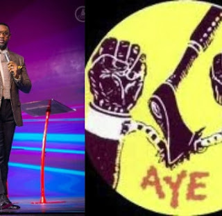 COZA pastor Fatoyinbo reveals to have been the chief priest of the Black Axe Confraternity 'Aiye' while in school (video)