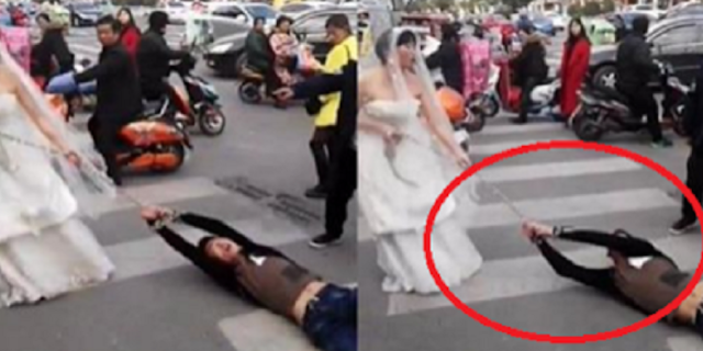 OMG! Coba Deh Lihat Apa Yang Dilakukan Wanita Ini, Sungguh Tak Disangka Dan Bikin Semua Orang Terkejut!
