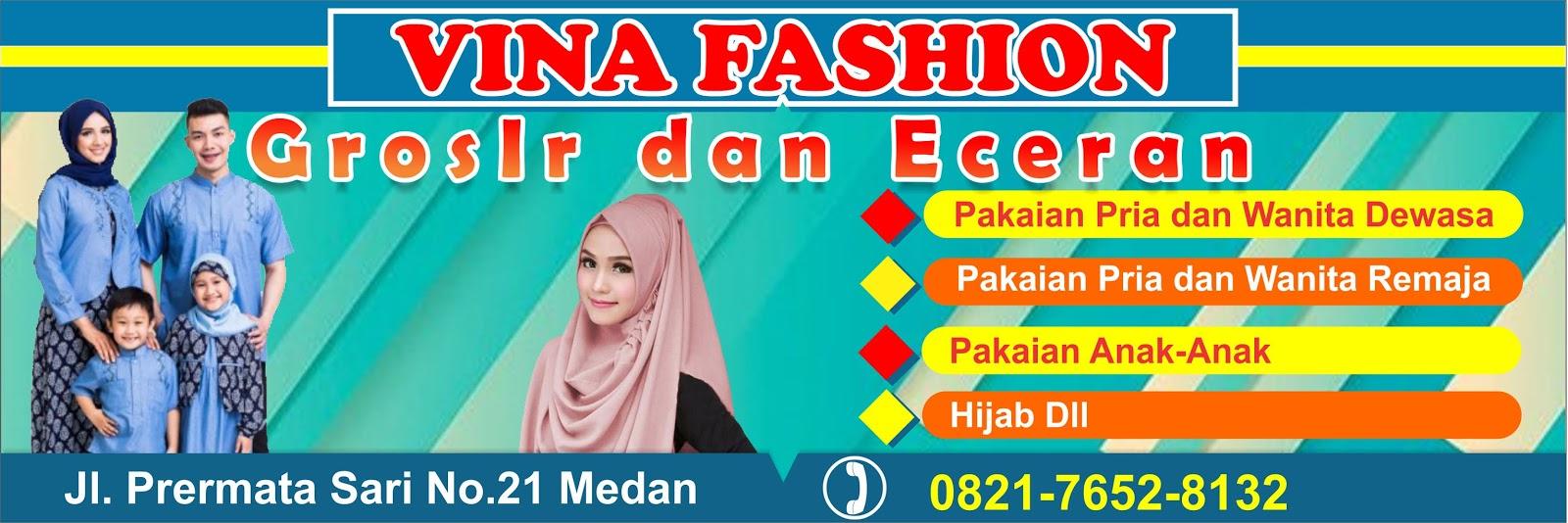 Contoh Desain Banner Hijab - Banner aja