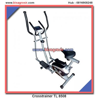 TOTAL Elliptical crosstrainer Bike - Tl 8508