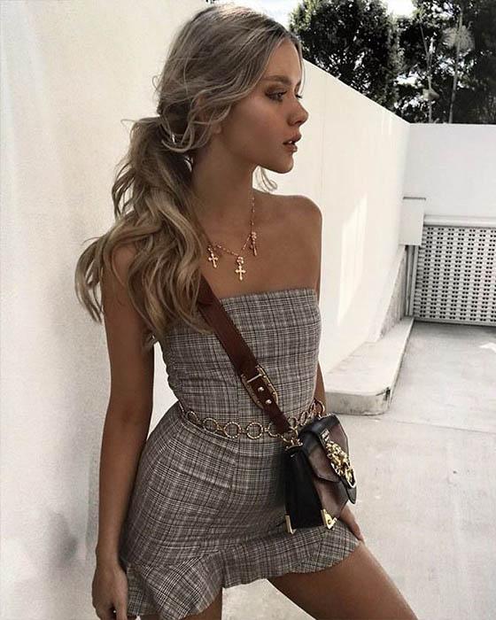 Fotitos tumblr con vestido divinas