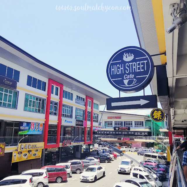 High Street Cafe, Plaza 333