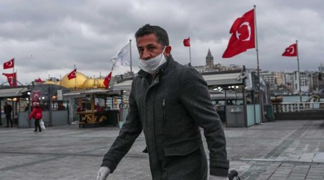 """Ο κορωναϊός """"γίνεται"""" γρίπη στην Τουρκία του Ερντογάν"""