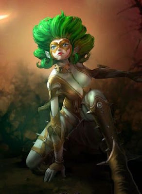 Mod Skin Evelynn Forest
