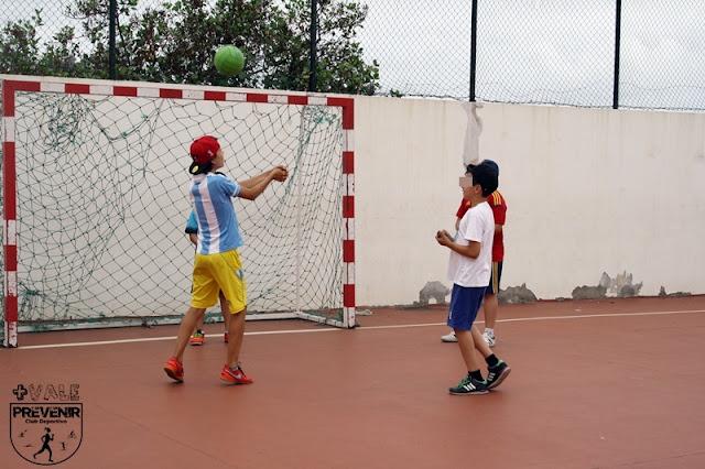 voleibol niños arucas