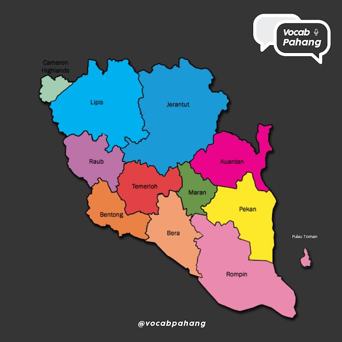 Jom Kenali Negeri Pahang Darul Makmur