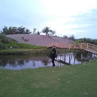 Laguna Pantai Bopong Kebumen