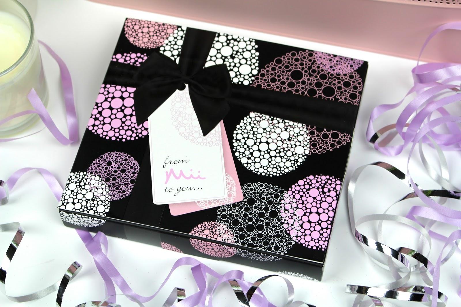 Mii Cosmetics Giveaway Prize Christmas 2015