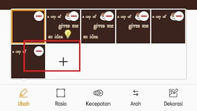 Membuat GIF di Samsung