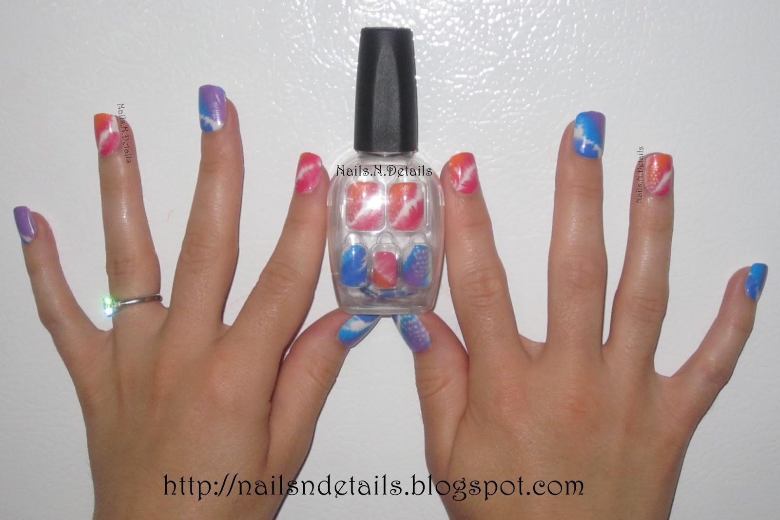 Nails N Details Broadway Nails Impress Press On Manicure
