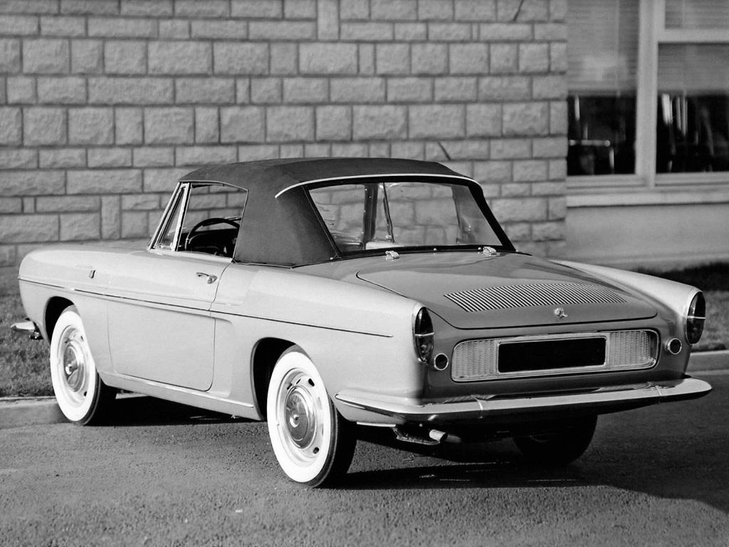 Autos Classiques: Renault Floride
