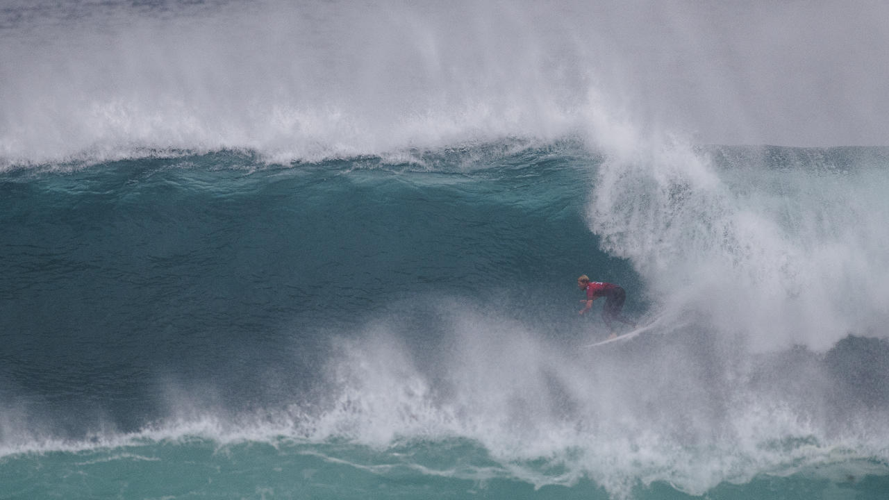 Believe It Or Not That s John John s First 10 At Margs HEAT REPLAY - Boost Mobile Margaret River Pro