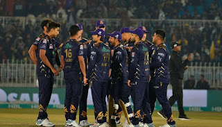 """In the wake of the Superleague, Quetta Gladiators """"If But"""", travel depends on other teams."""