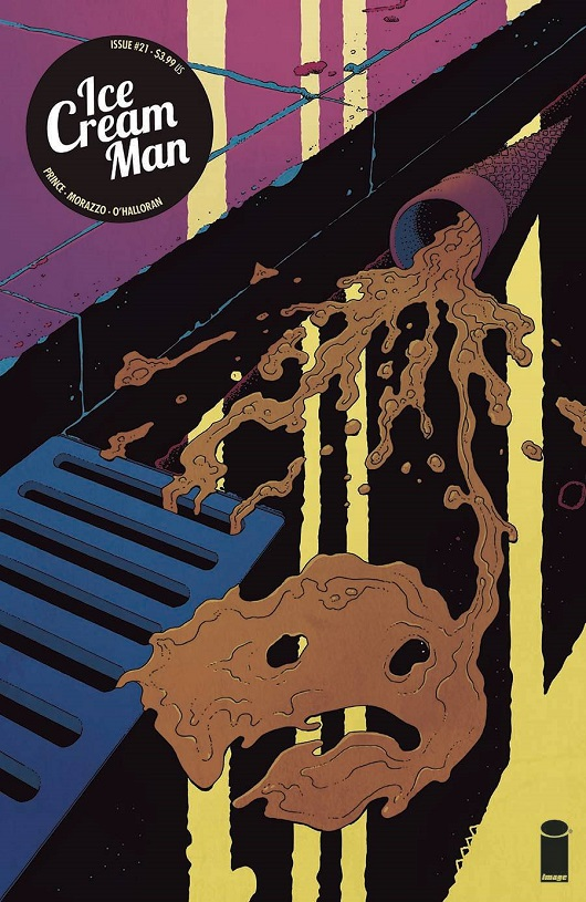 Cover of Ice Cream Man #21
