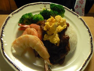 夕食の献立 献立レシピ 飽きない献立 ロコモコ風ビーフシチュー皿