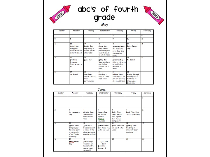 Fourth Grade Flipper: Five for Friday Flashback (total