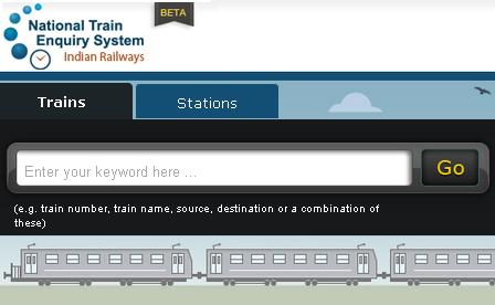 national train enquiry
