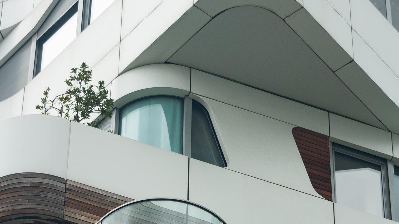 definición de la arquitectura moderna