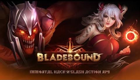 Download Blade Bound Legendary Hack and Slash Action RPG
