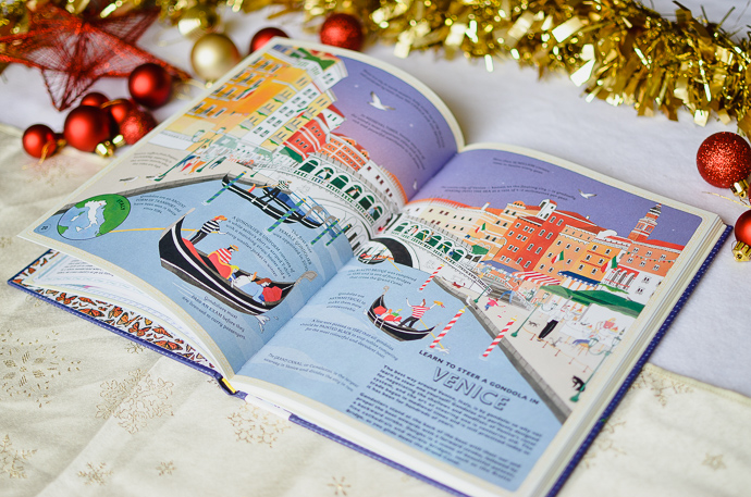 outdoorsy family gift guide, Atlas of Adventures
