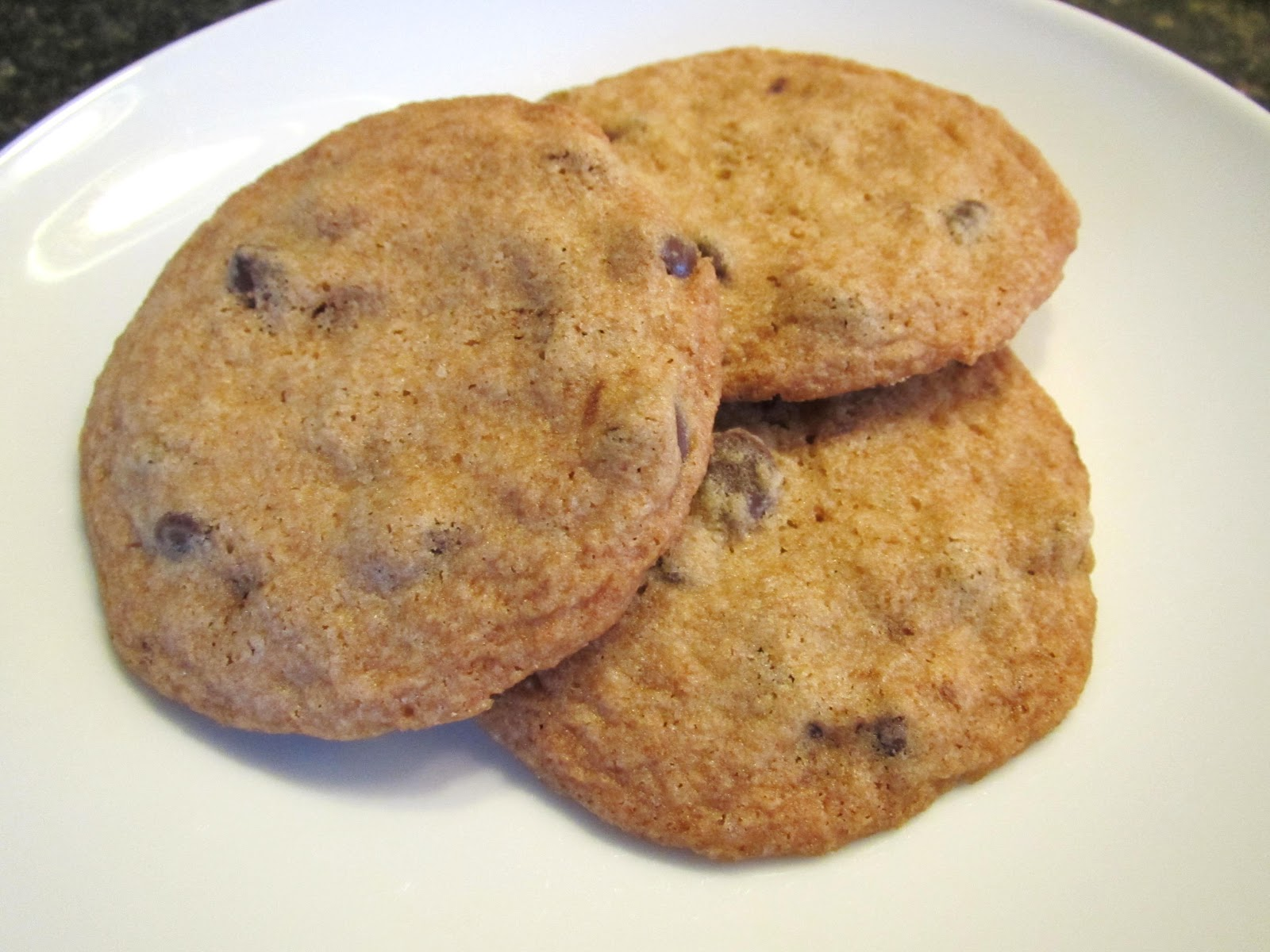 Amazing Chocolate Chip Cookies - Gluten Free