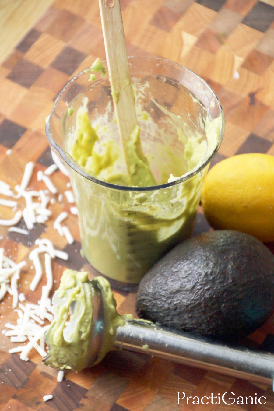 Avocado Caesar Dressing