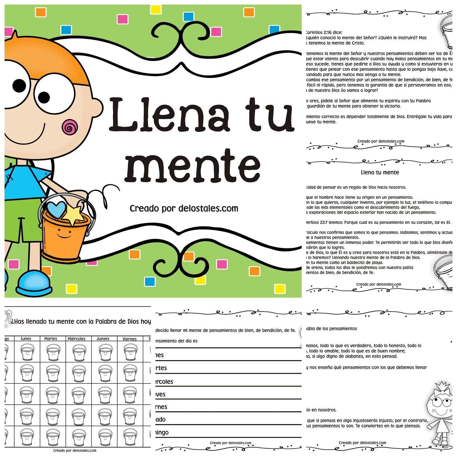 Semana 19 Llena Tu Mente De Los Tales