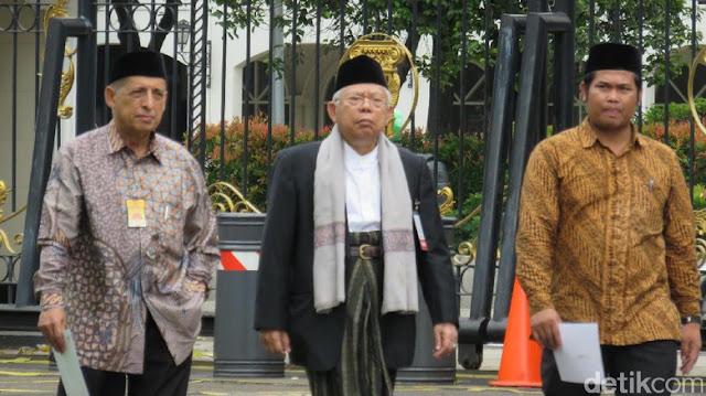 Diajak Bertemu Presiden Jokowi, MUI: Upaya Jaga Negara Harus Direspons Baik