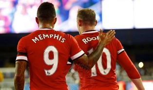 memphis depay rooney united 2015