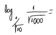 Logaritmo 15