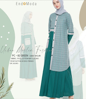 Koleksi Terbaru Dress Endomoda PC 82