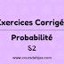 Exercices Corrigés en Probabilité